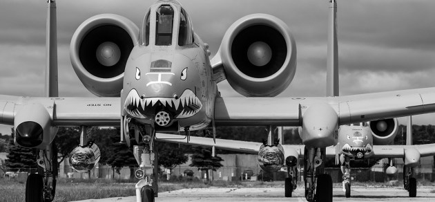An Alternative to Retiring the A-10 Warthog