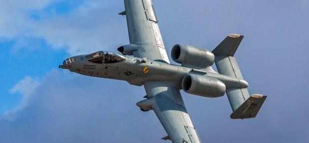 U.S.A.F. TACP and A-10C Get It Done