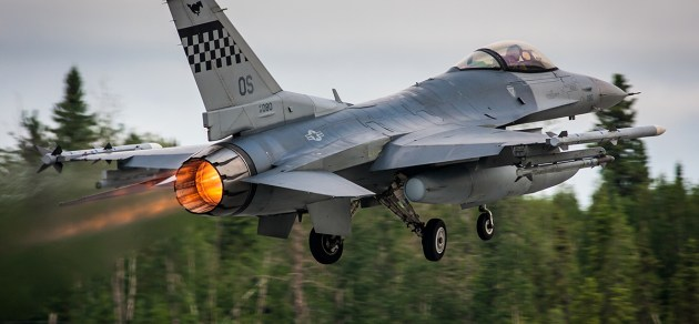 Burner Friday: 36 FS Flying Fiends F-16CM