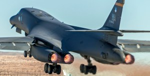 Rockwell B-1B Lancer: Bad to the Bone!