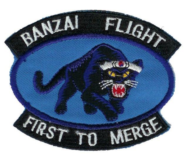 35FS Banzai Flight