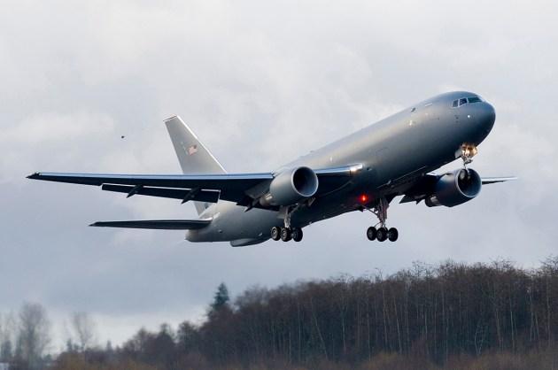 Boeing's KC-46 Pegasus Program Takes Flight