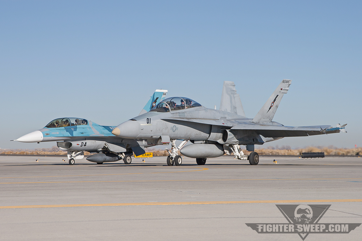 Hornet vs Viper, F/A-18 vs F-16: Which is better | FighterSweep