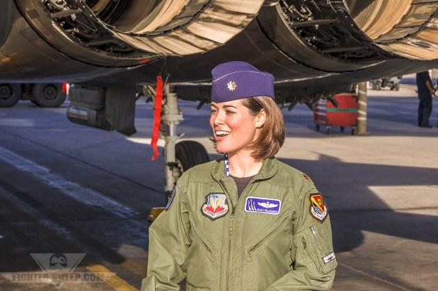 """Colonel Nicole """"FIFI"""" Malachowski"""