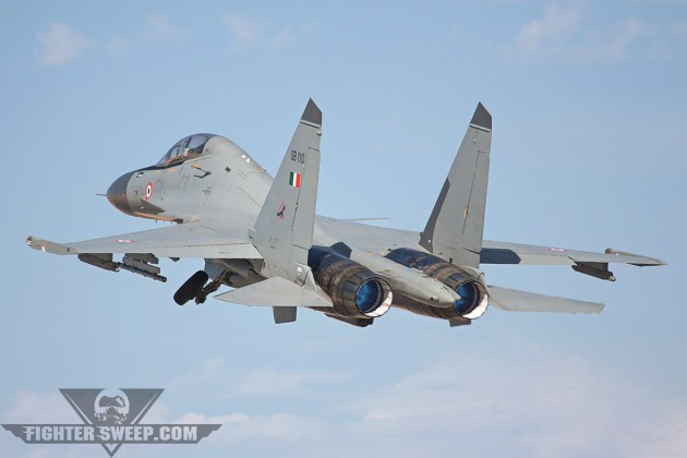 Burner Friday: IAF Su-30MKI