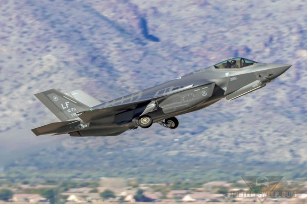 F-35s To Alaska?
