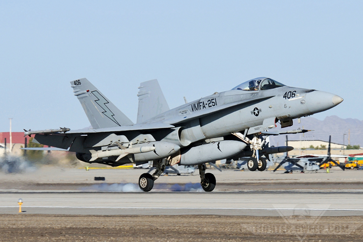USMC Weapons and Tactics Instructor Prereqs | Fighter Sweep