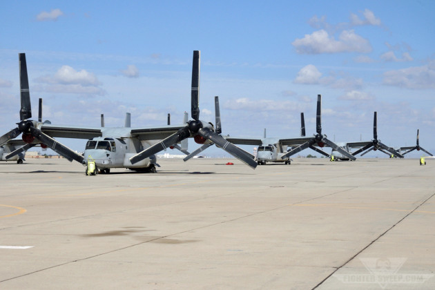 USMC MV-22B Ramp (2) [NYL 18Oct2012] - Curt Jans