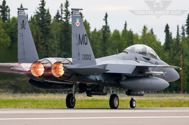 Burner Friday: Singapore AF F-15SG
