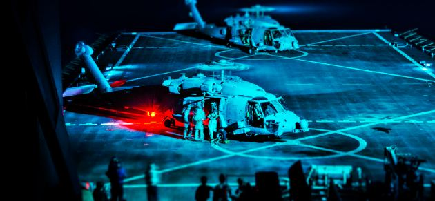 HSC-84/85 and the USSOCOM Helicopter Deficit