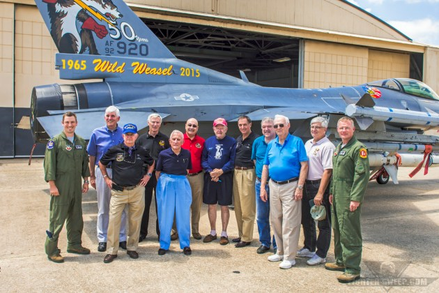 Wild Weasel Tactics Conference