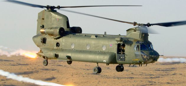 What's So Special About This Chinook?