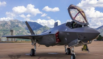 Columbus AFB: Very First F-35 Drop At UPT!