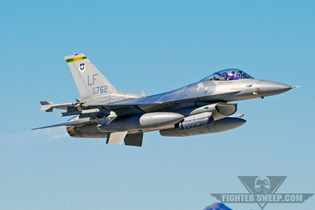 BREAKING: F-16 Crash In New Mexico