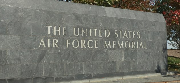 Veterans Day: The Air Force Memorial