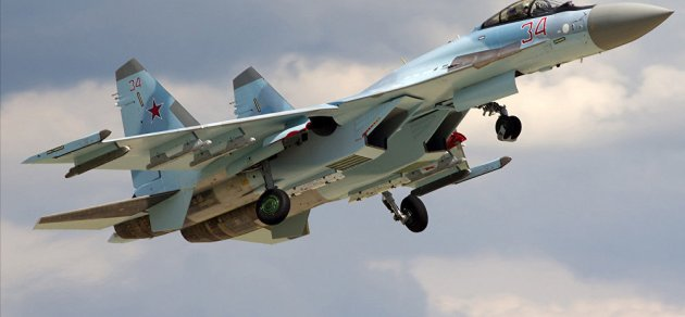 Russian Air Force Orders More Sukhoi Su-35S Fighters