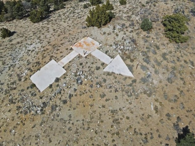 Are Giant Arrows Dotting the American Landscape?