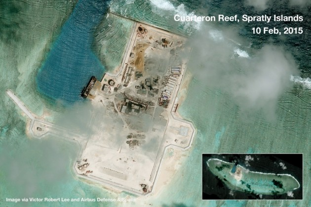South China Sea: New Weapons, New Real Estate