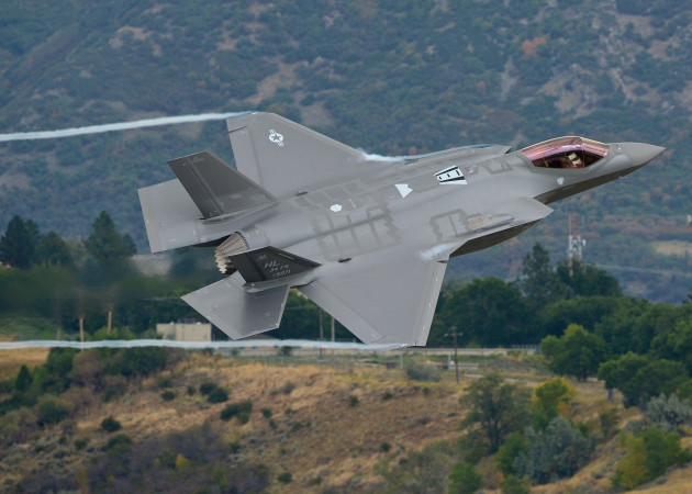 Carlisle: Incredibly Difficult Decision To Delay F-35s