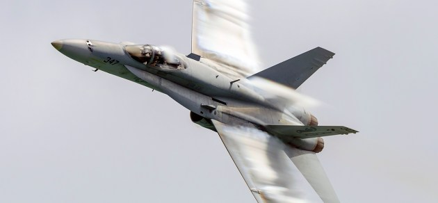 USAF Helping Legacy Hornet Stay in the Fight