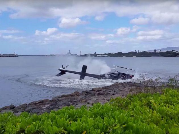 Passenger Injured In Pearl Harbor Helo Crash Dies