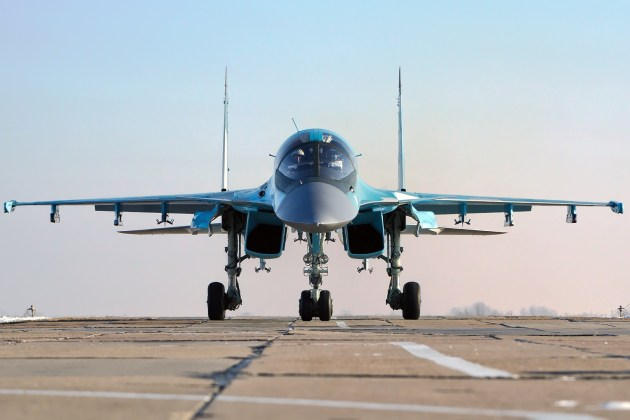 Syria: Newest Sukhoi Fighters Experience Glitches