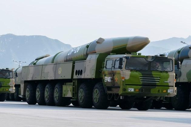 PACOM: Artificial Islands Have Carrier Killer Missiles