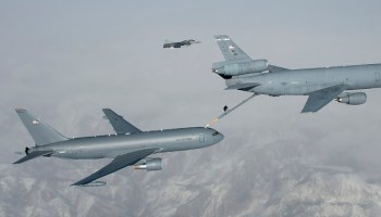 Clock Is Ticking To Deliver First KC-46s By Aug 2017