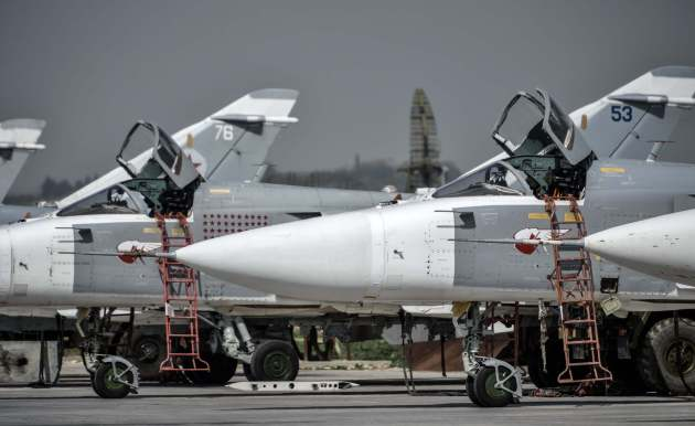 Left Behind: Russia's Forces Still In Syria