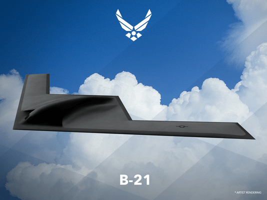 Air Force Releases List of B-21 Subcontractors!