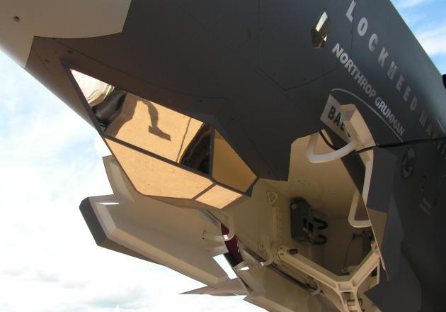 Lockheed: Advanced EOTS Preparing For Tests