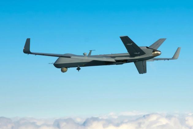Extended Range MQ-9 Reaper Takes Flight!