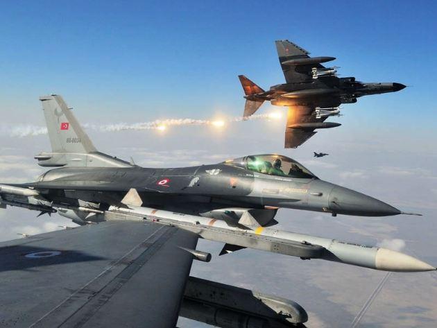 PKK In Iraq Struck By Turkish Warplanes