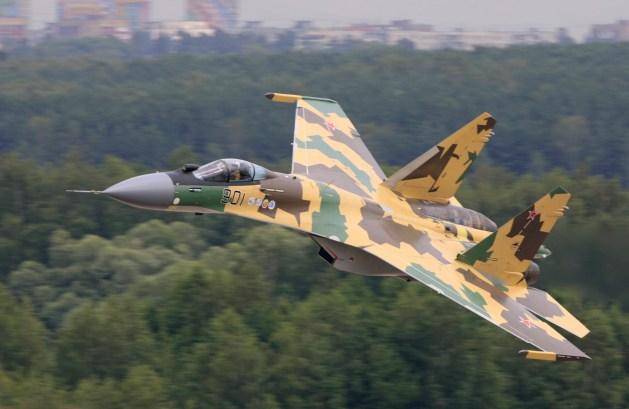Soviet Pilot: Russian Fighters More Aggressive