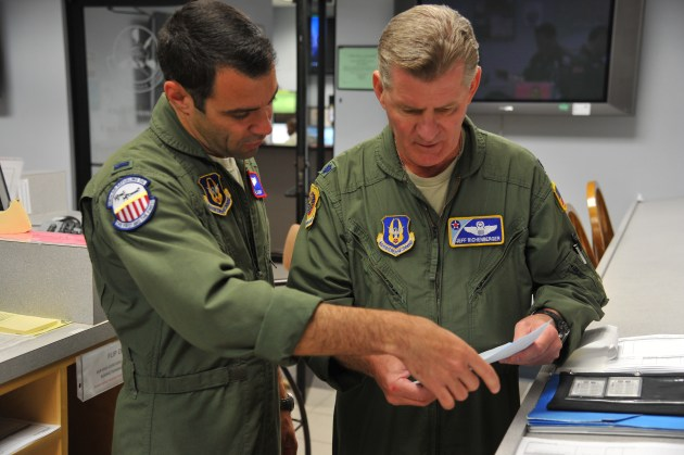 The Non-Flying Side of being a Military Pilot