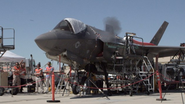 Pilots, Maintainers Weigh In On F-35 Program