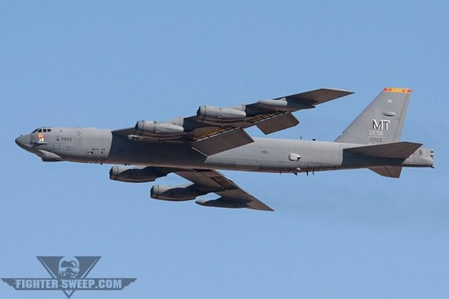 B-52H Crash at Andersen AFB