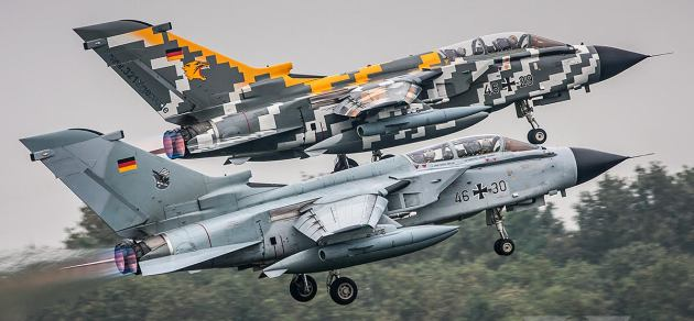 Burner Friday: 321 Squadron Tornado ECRs