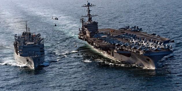 China Blocks US Aircraft Carrier From Hong Kong