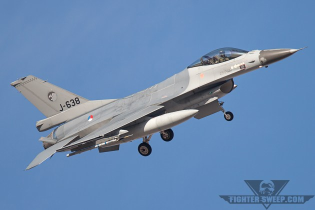 Dutch Vipers Rarely Used Over Syria