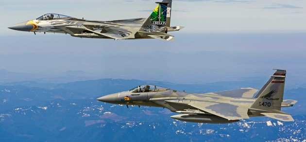 75th Anniversary Eagles Over Oregon!