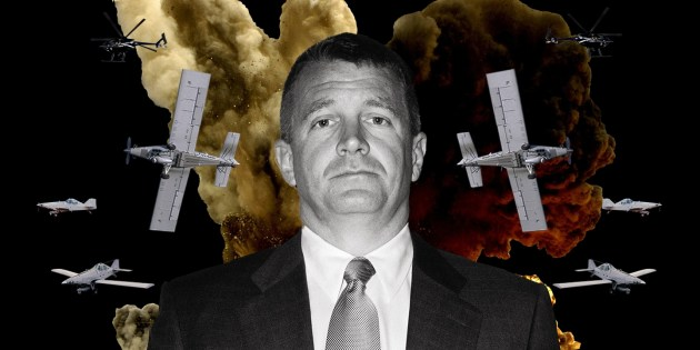 Inside The Private Air Force Of Erik Prince