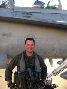 "Major ""Stranger"" Norton, Photo: USMC (released)"