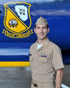 "Navy Lt. Juan Guerra, 31, of Ocala, Florida, is a Flight Surgeon currently assigned to Strike Fighter Squadron ONE ZERO SIX (VFA-106), the ""Gladiators,"" at NAS Oceana, Virginia. He is a 2011 graduate of the Uniformed Services University of the Health Sciences School of Medicine, Bethesda, Maryland."