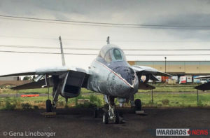 Fast Eagle 102 before restoration.