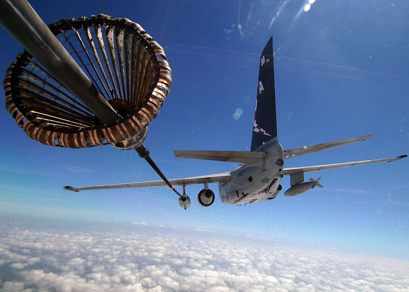 S-3 Viking Refueling