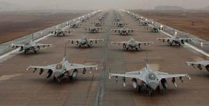 F-16_Fighting_Falcons_from_the_35th_and_80th_Fighter_Squadrons_of_the_8th_Fighter_Wing_4th_Fighter_Squadron_of_the_388th_Air_Expeditionary_Wing_and_the_ROKAF