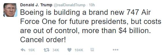 trump-air-force-one-boeing-tweet