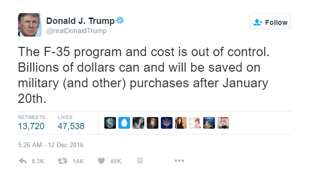 trump-tweet-f-35-program-costs-too-high