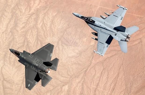 F-35-Lightning-II-and-F-18-Hornet